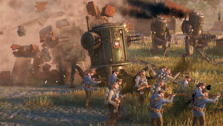 Iron Harvest ganha data de lançamento; veja o trailer