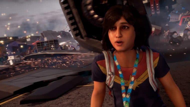 Crystal Dynamics confirma que Kamala Khan está em Marvel's Avengers