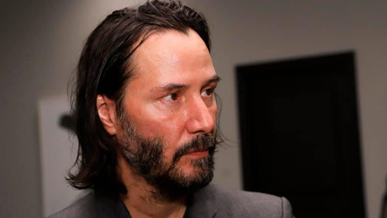 Conquest   Figurante se machuca em gravações da série de Keanu Reeves, em São Paulo