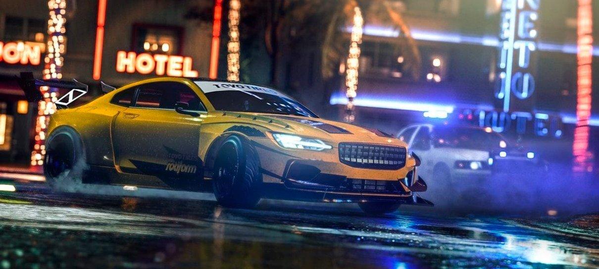 Need For Speed Heat é o ápice do melhor da franquia, diz Riler Cooper [Entrevista]