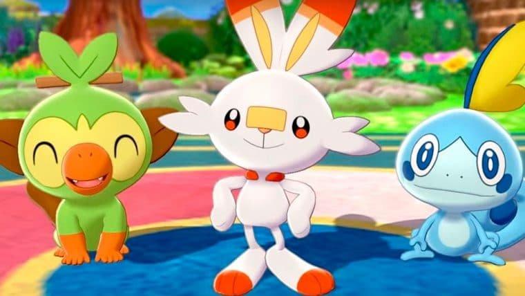 Trailer mostra novos locais e detalhes de Pokémon Sword & Shield