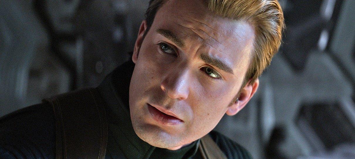 Vingadores: Ultimato teria cena com Thanos segurando a caveira do Capitão América