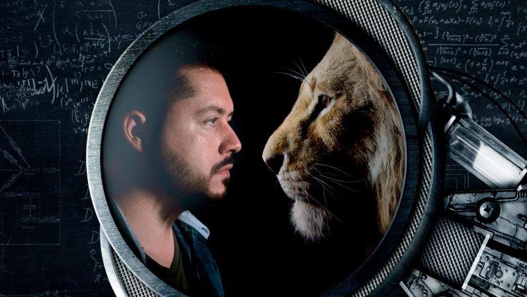 O Rei Leão poderia crescer comendo insetos?