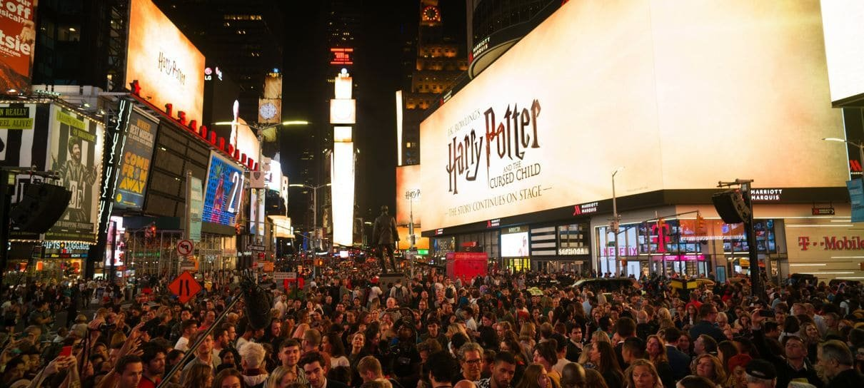 Harry Potter terá novidades, mas só no teatro