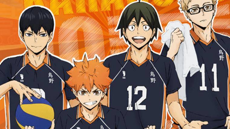 Quarta temporada de Haikyuu ganha novos pôsteres mostrando visual dos personagens