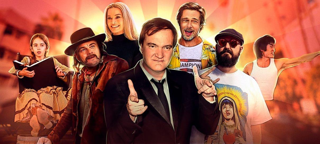 Era uma vez um… Tarantino