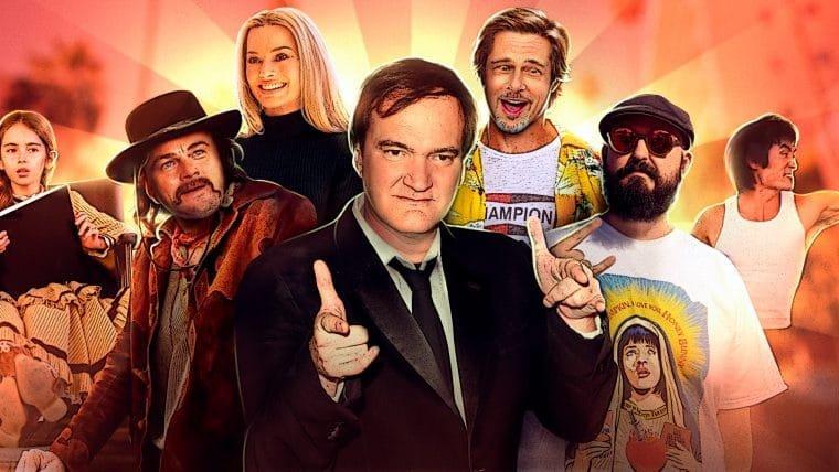 Era uma vez um... Tarantino