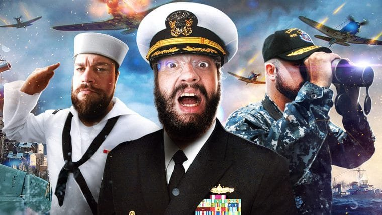 World of Warships - O cadillac dos céus!