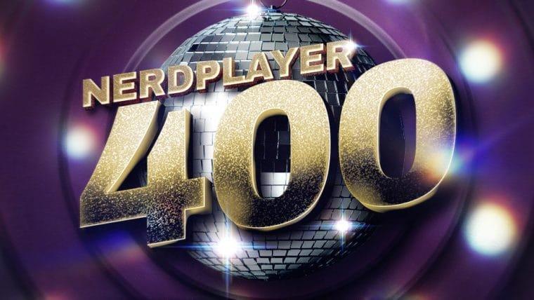 O melhor de 400 NerdPlayers