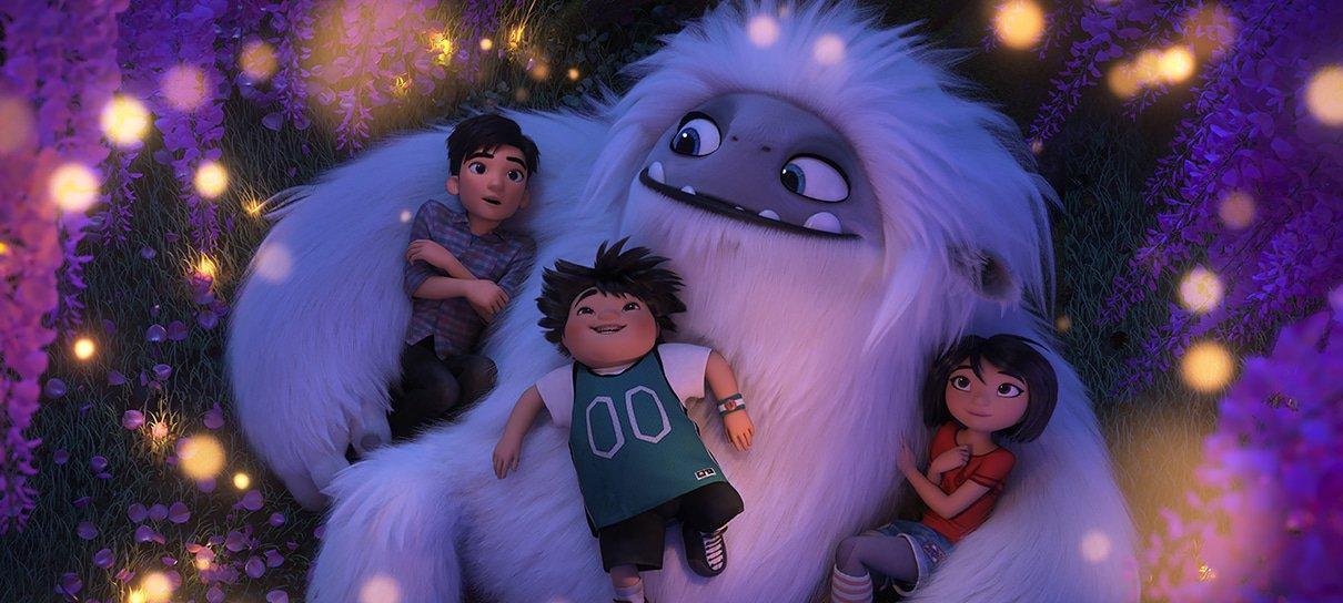 Abominável é a melhor estreia de uma animação original do ano
