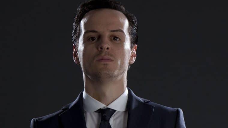 Andrew Scott, o Moriarty de Sherlock, protagonizará a série de O Talentoso Ripley