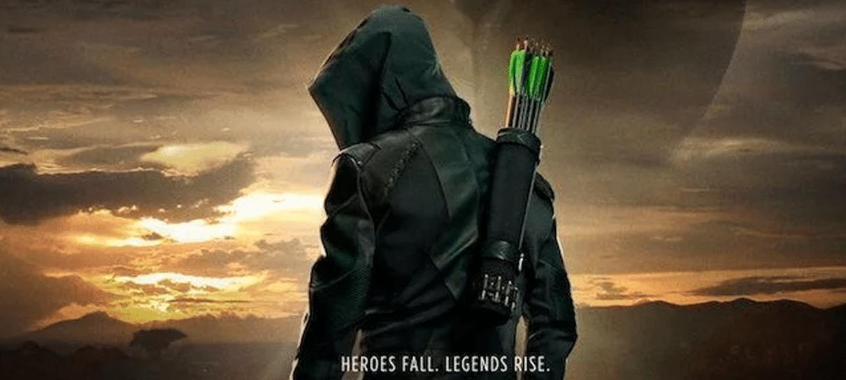 Arrow | Temporada final tem pôster divulgado