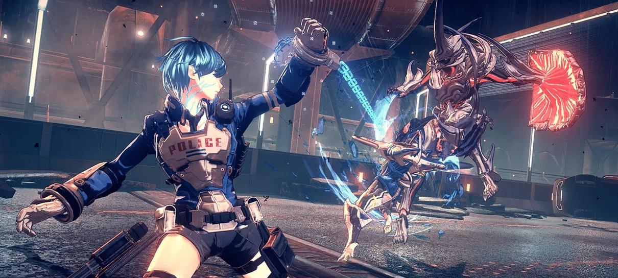 Jogadores pedem Astral Chain no PlayStation e Hideki Kamiya responde -  NerdBunker