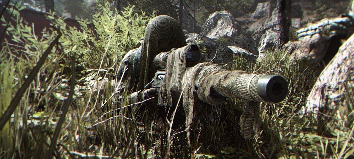 Beta de Call of Duty: Modern Warfare quebrou três recordes da franquia