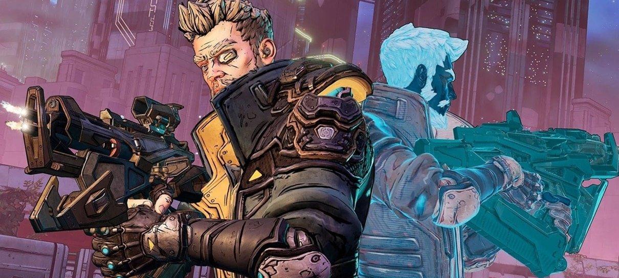 Borderlands 3 | Jogador descobre bug que gera armas lendárias em pouco tempo