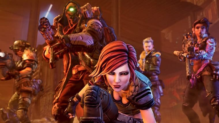 Borderlands 3 não adicionará mais personagens jogáveis