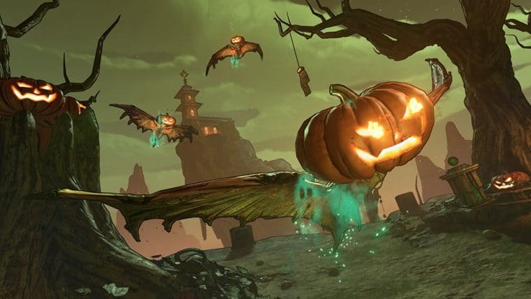 Borderlands 3 terá evento temático de Halloween; saiba detalhes
