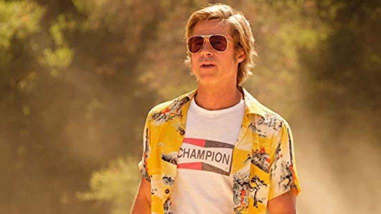 Brad Pitt confirma que Tarantino quer série de Era Uma Vez Em Hollywood