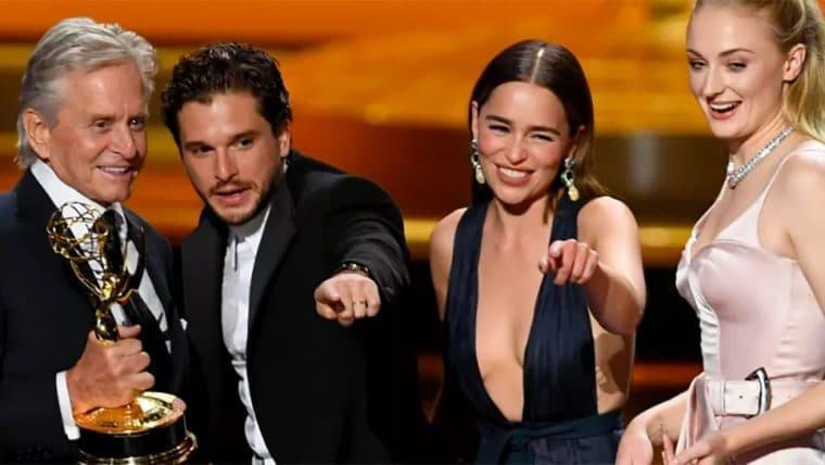 Emmy 2019 | Brasil foi o segundo país que mais tuitou durante o prêmio