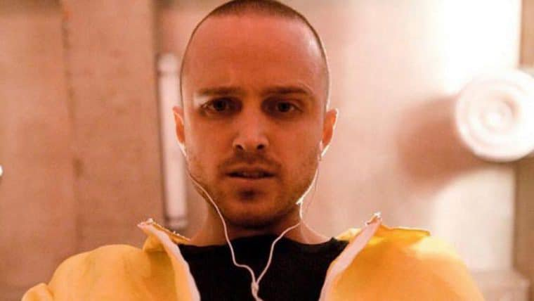 Breaking Bad | Aaron Paul divulga imagem do filme