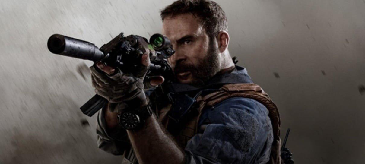 Campanha de Call of Duty: Modern Warfare terá duração