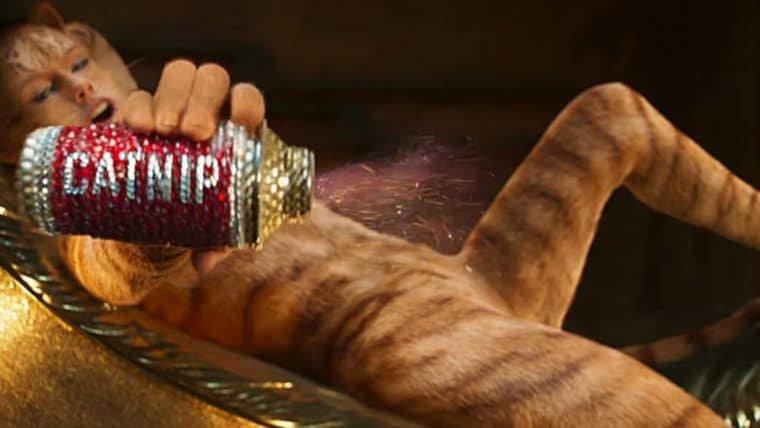 Cats | Idris Elba, Taylor Swift e James Corden falam sobre o filme em vídeo de bastidores