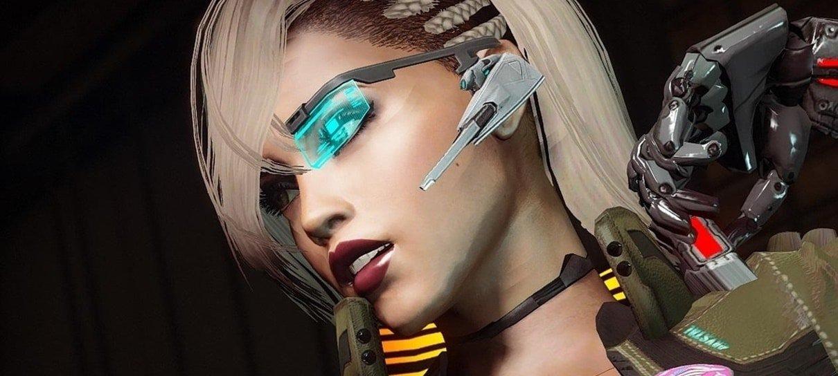 CD Projekt volta a defender a visão em primeira pessoa de Cyberpunk 2077