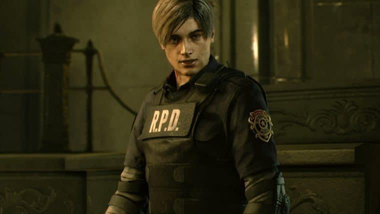 Resident Evil 2 | Capcom está vendendo réplica do colete de Leon por 31 mil ienes