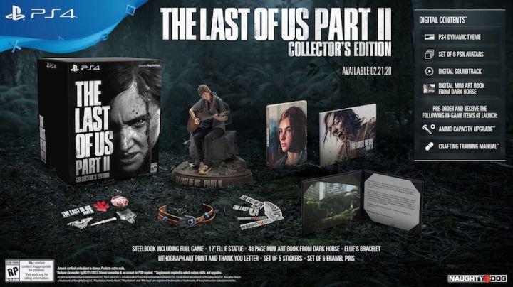 the last of us edição de colecionador
