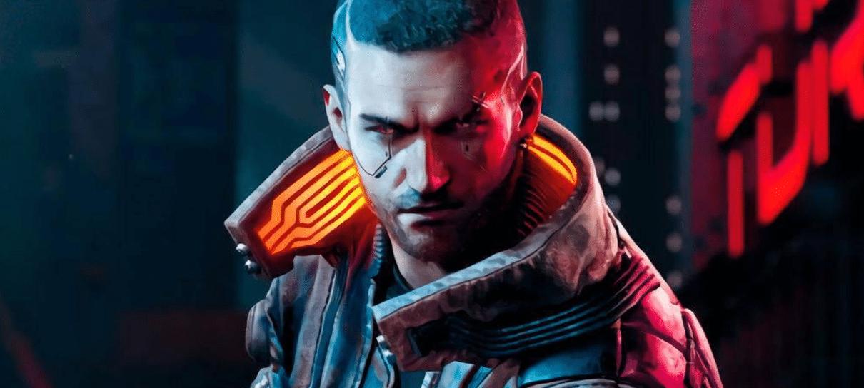 Cyberpunk 2077 terá cutscenes em primeira pessoa