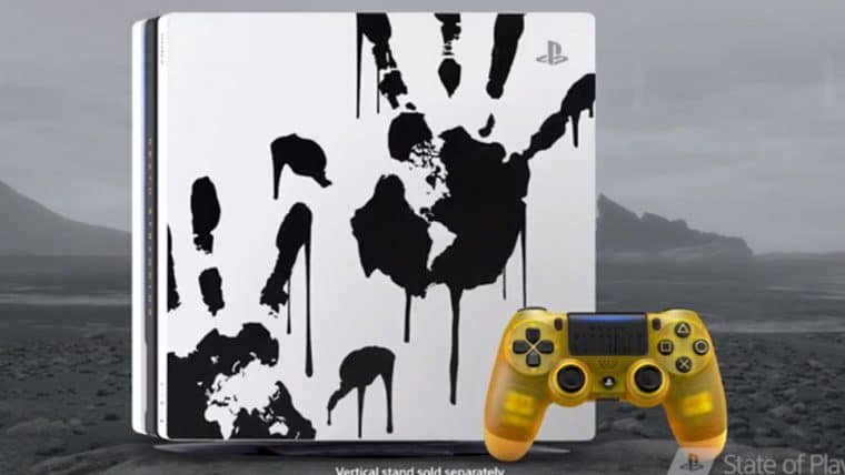 Sony anuncia bundle temático de Death Stranding para o PlayStation 4