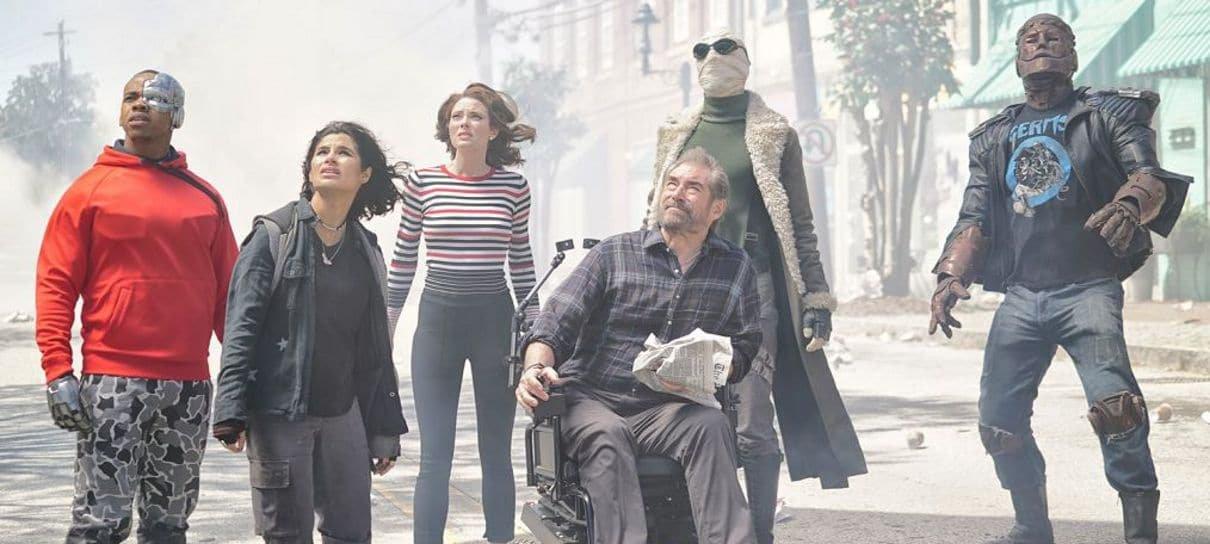 Doom Patrol | Produtor fala o que está por vir na segunda temporada