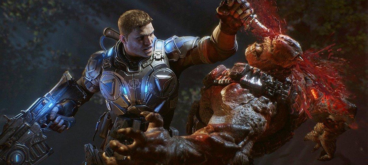 Filme de Gears of War pode não seguir história dos jogos