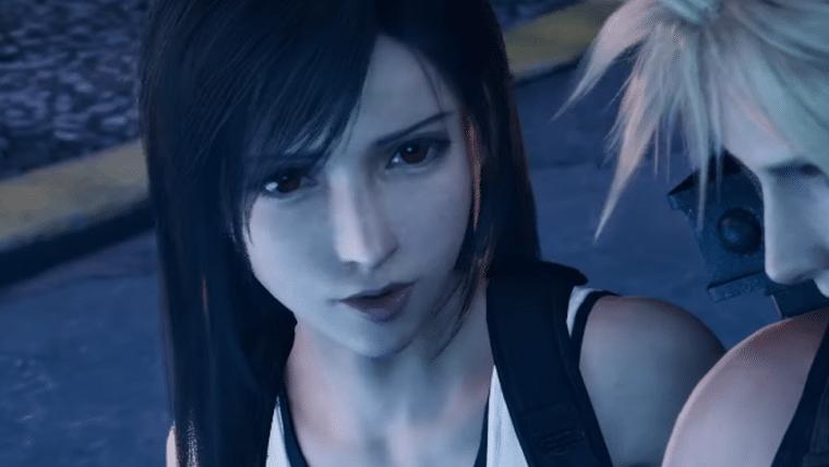 Final Fantasy VII Remake ganha novo vídeo de gameplay e capa do jogo é revelada