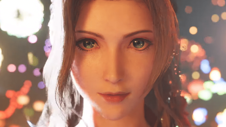 Final Fantasy VII ganha novo trailer com Aerith e Tifa em ação