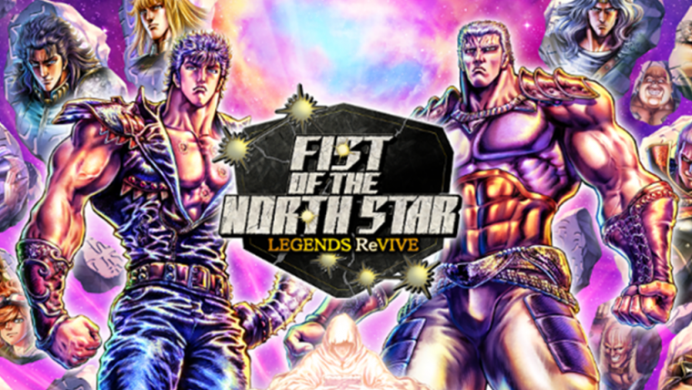 Jogo mobile de Fist of the North Star é lançado no ocidente