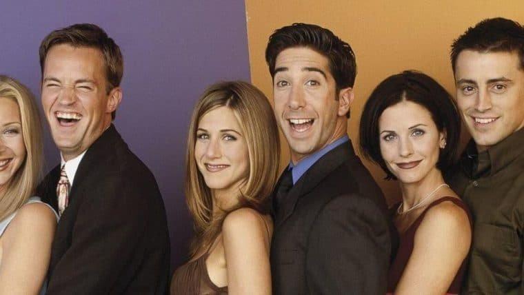 Warner lança aplicativo para celebrar 25 anos de Friends