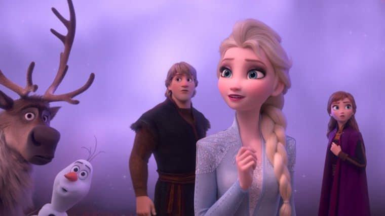 Frozen 2 | Anna e Elsa unem forças em novo trailer
