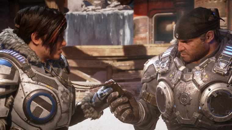 Gears 5 | Trailer de lançamento mostra campanha e modos multiplayer
