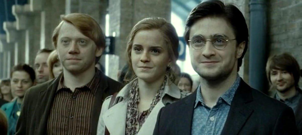 Harry Potter   Franquia pode ganhar novo filme com o elenco original