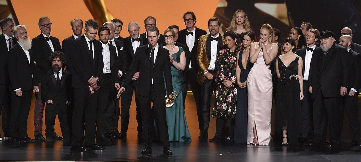 HBO é a plataforma mais premiada no Emmy 2019