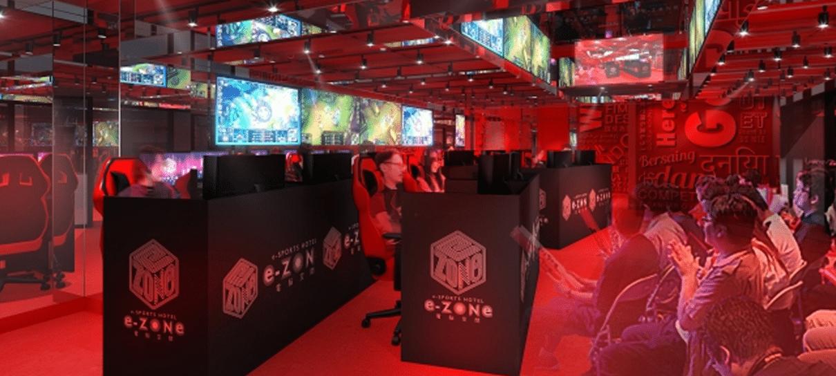 Japão terá hotel com computadores gamers nos quartos