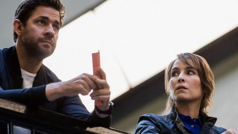 Jack Ryan | Noomi Rapace aparece em fotos da segunda temporada