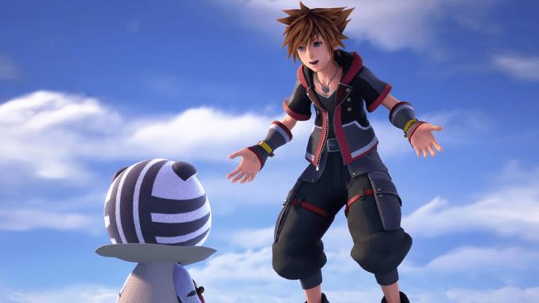 DLC Re Mind, de Kingdom Hearts III, ganha trailer