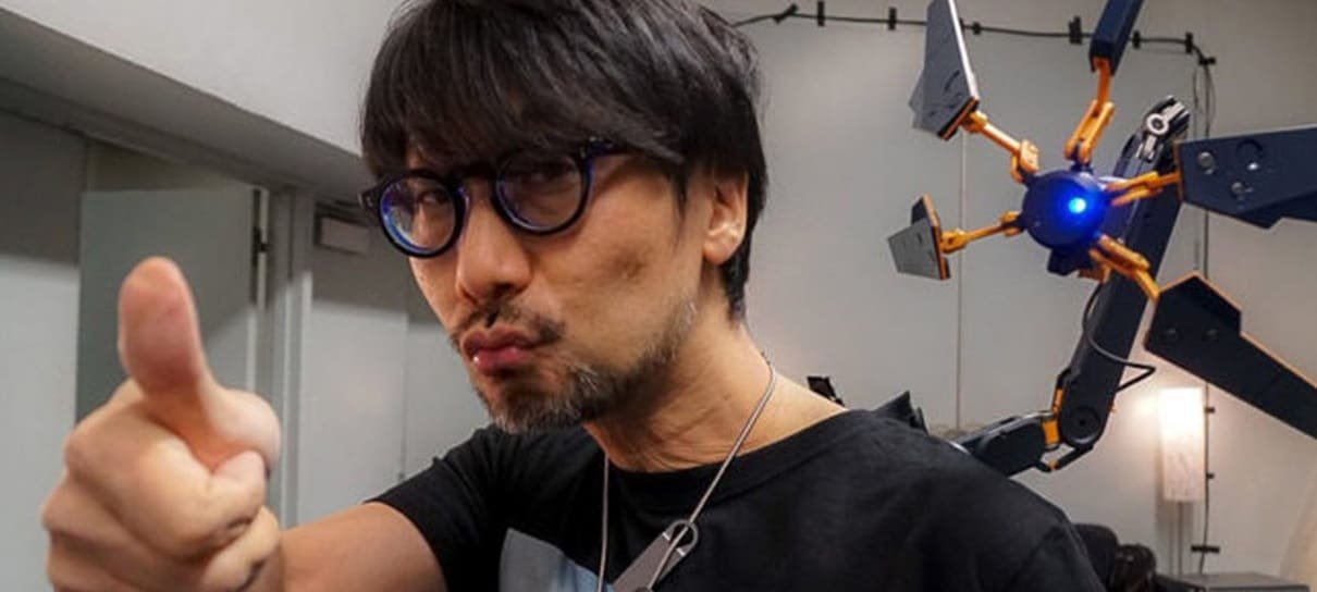 Kojima brinca sobre Death Stranding: