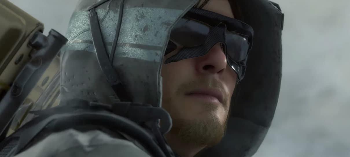 Kojima não quer que você assista ao próximo trailer de Death Stranding