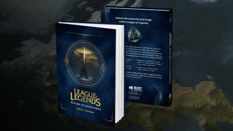 League of Legends terá livro que expande universo do jogo