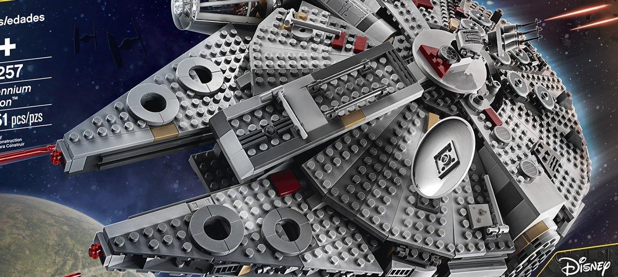 Nova linha LEGO Star Wars traz personagens do Episódio IX, The Mandalorian e mais