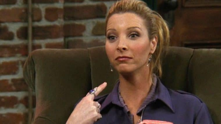 Friends | Lisa Kudrow teve dificuldades de interpretar Phoebe
