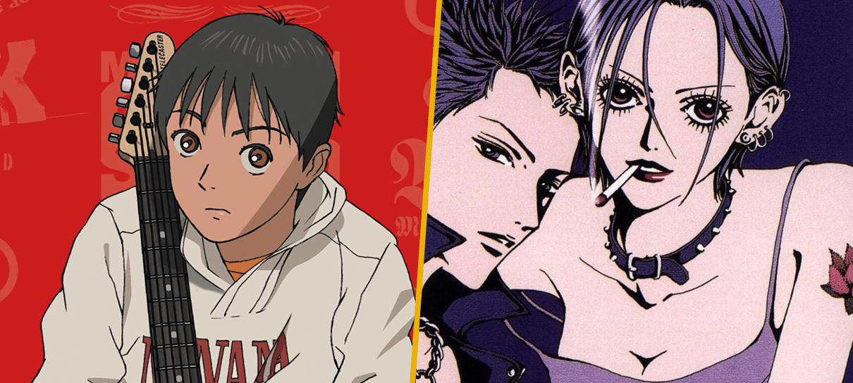 Beck, Nana e outros animes sobre música que você tem que conhecer